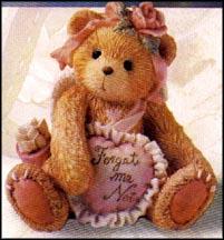 Girl Cupid 103586 Be My Bow Cherished Teddies