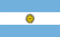 <big>Argentina  Flag</font></big>