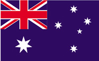 <big>Australia  Flag</font></big>