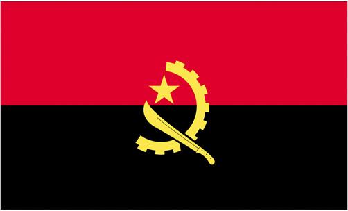 <big>Angola  Flag</font></big>