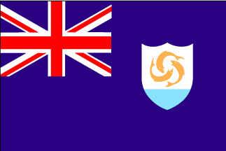 <big>Anguilla  Flag</font></big>