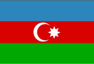 <big>Azerbaijan  Flag</font></big>