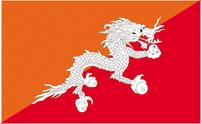 <big>Bhutan  Flag</font></big>