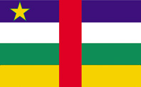 <big>Central African Republic Flag</font></big>