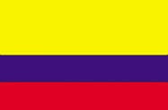<big>Colombia Flag</font></big>