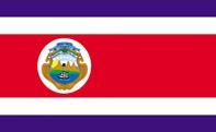 <big>Costa Rica Flag</font></big>