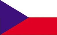 <big>Czech Republic Flag</font></big>