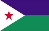 <big>Djibouti Flag</font></big>