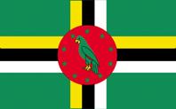 <big>Dominica Flag</font></big>