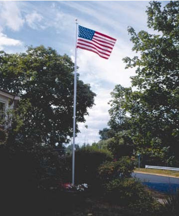 <big>Homesteader  Flagpoles 10' - 25'</font></big>