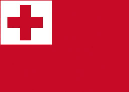 Tonga Flag Flags Of The World