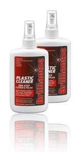 Brillianize 8 oz. Pump Spray Bottles - 2 Pack