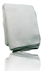 Brillianize Microfiber Polishing Cloth - 12 Pack