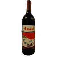 Porter Family Amani Red Blend
