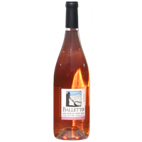 2010 Balletto Estate Rose of Pinot Noir