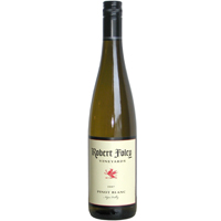2009 Robert Foley Pinot Blanc