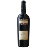 2009 Gamba Estate Old Vine Moratto Zinfandel