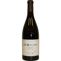 2010 McNeil & Sons Pinot Noir Chilleno Valley Vyd Petaluma Gap