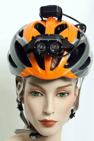 2010 Model 400L Headlight - helmet, headband & handlebar mounting options