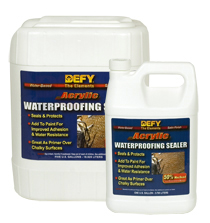 Defy Acrylic Waterproofing Sealer