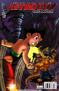 Astro Boy Movie Prequel Underground #2 (Cover A)
