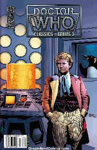Doctor Who Classics Series 3 #3