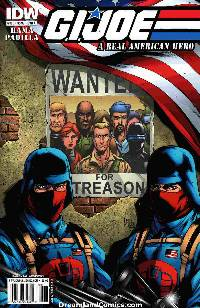 G.I. Joe: A Real American Hero #156 (Cover A)