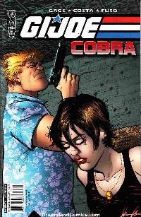 G.I. Joe: Cobra #3 (Cover A)