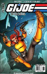 G.I. Joe: Origins #4 (Cover A)