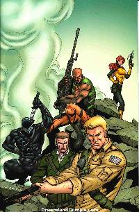 G.I. Joe: Origins #5 (1:10 Virgin Variant Cover)