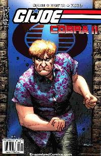 G.I. Joe Cobra 2 #3 (Cover A)