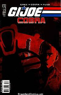G.I. Joe: Cobra #4 (Cover B)