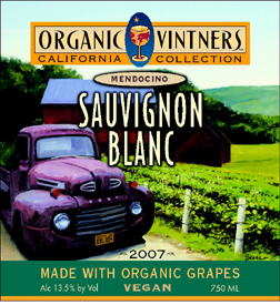 Organic Vintners Sauvignon Blanc