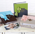 Cross Leather Photo Albums