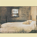 Master Bedroom - Psalm 4:8