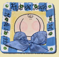 Personalized Baby Boy Tile