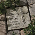 Miracle of God Stepping Stone