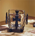 Wrought Iron Ladner Tapered Votive