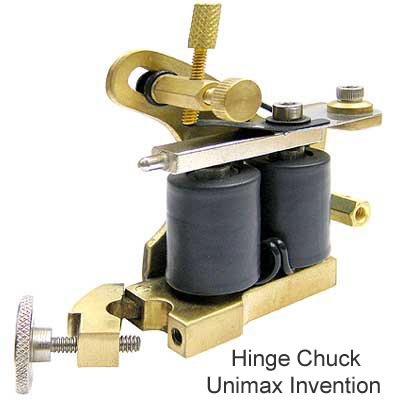 4H150 Strongman Hinge Chuck Tattoo Machine