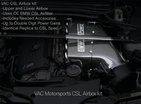 Bmw M3 Csl Carbon Fiber Intake Manifold