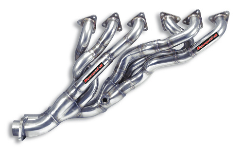 Supersprint BMW E46 M3 MZ4 Z4M S54 Exhaust header Performance E46 M3 Bolt-On V2 V.2