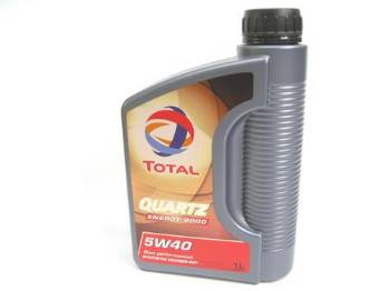 TOTAL - 5W-40 QUARTZ ENERGY 9000 High Performance Synthetic Engine Oil