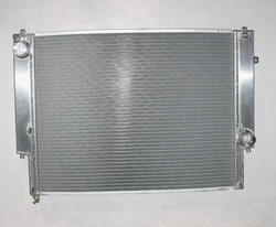 VAC - E39,  Aluminum Racing Radiator