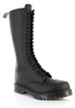 Airseal Steel-Toe 20-Eye Boot by Vegetarian Shoes