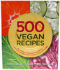 500 Vegan Recipes by Celine Steen and Joni Marie Newman