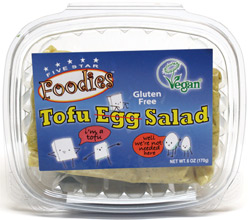 Tofu Egg Salad by Five Star Foodies