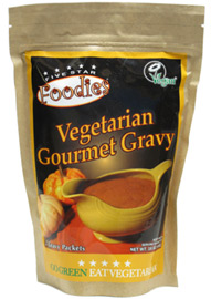 Vegan Gourmet Gravy by Five Star Foodies