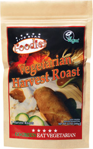 Vegan Harvest Roast by Five Star Foodies