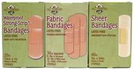 Latex-Free Bandages by All Terrain