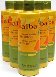 Alba Botanica Hawaiian Hair Care Conditioners